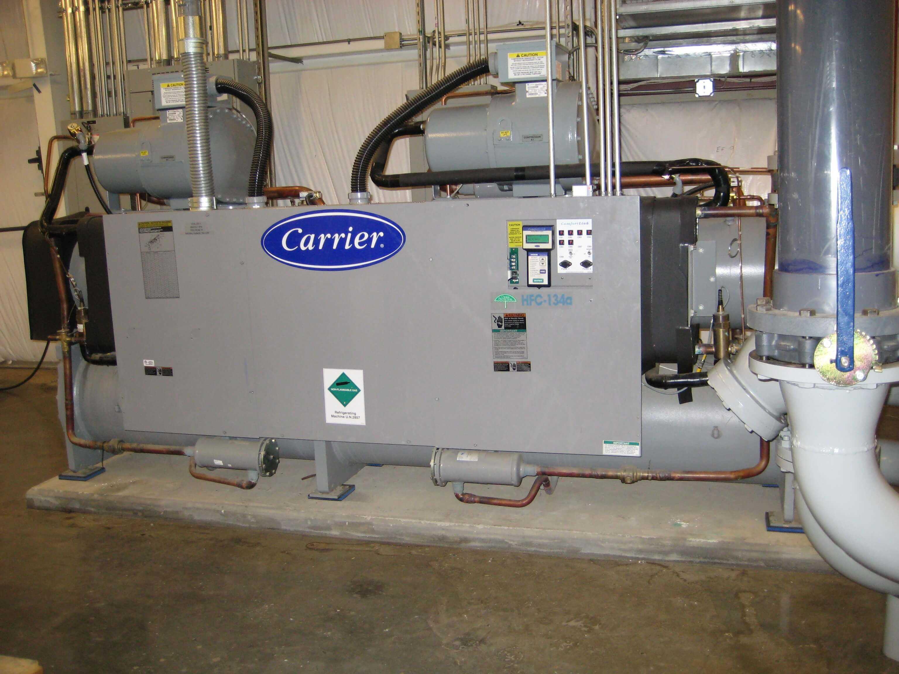 Carrier Chiller